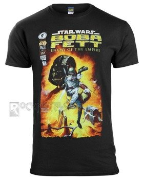 koszulka STAR WARS - BOBA FETT