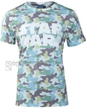 koszulka STAR WARS - BOBA FETT CAMO (DYE SUB)