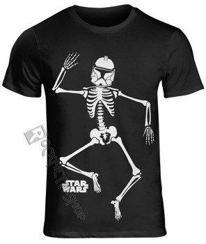 koszulka STAR WARS - CLONE SKELETON