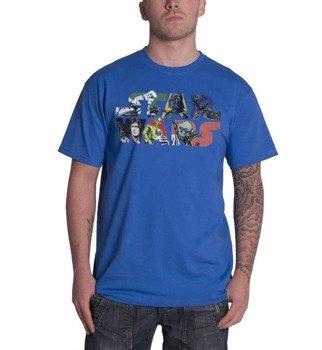 koszulka STAR WARS - COMIC LOGO