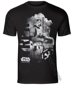 koszulka STAR WARS - ROGUE ONE STORMTROOPER SKETCH