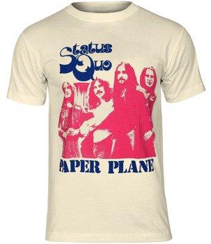 koszulka STATUS QUO - PAPER PLANE