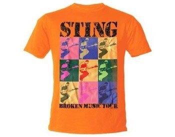 koszulka STING - WARHOL