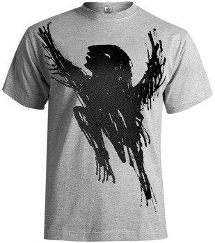 koszulka STRACHY NA LACHY - PIŁA TANGO grey