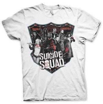koszulka SUICIDE SQUAD - DENIABLE & EXPENDABLE
