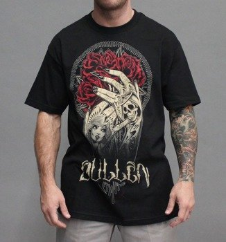koszulka SULLEN - HANDS OF TIME czarna