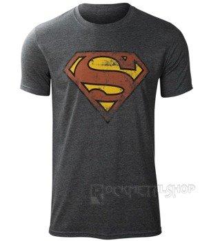 koszulka SUPERMAN - VINTAGE LOGO