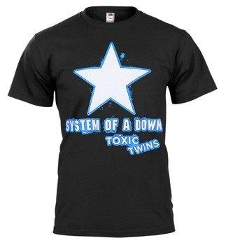 koszulka SYSTEM OF A DOWN - TOXIC TWINS