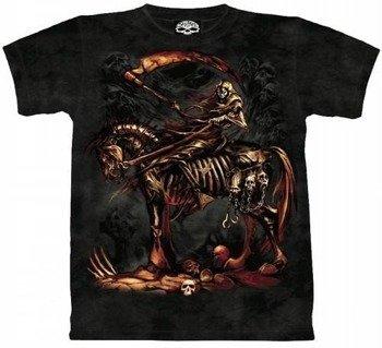 koszulka Skulbone-Scythe (barwiona)