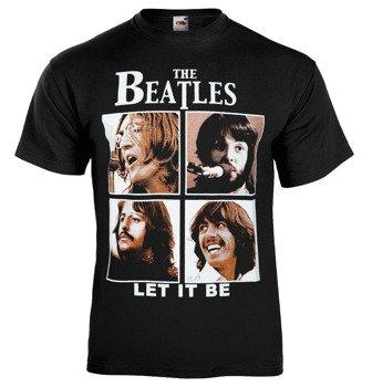koszulka THE BEATLES - LET IT BE