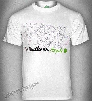 koszulka THE BEATLES - ON APPLE