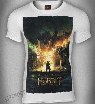 koszulka THE HOBBIT - SMAUG POSTER