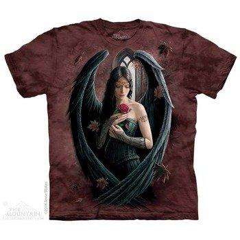 koszulka THE MOUNTAIN - ANGEL ROSE, barwiona