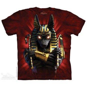 koszulka THE MOUNTAIN - ANUBIS SOLDIER, barwiona