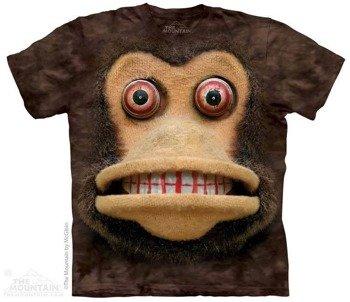 koszulka THE MOUNTAIN - BIG FACE, barwiona