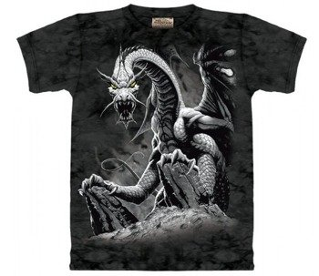 koszulka THE MOUNTAIN - BLACK DRAGON