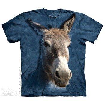 koszulka THE MOUNTAIN - DONKEY, barwiona
