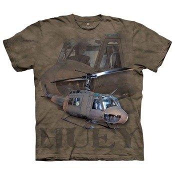koszulka THE MOUNTAIN - HUEY, barwiona