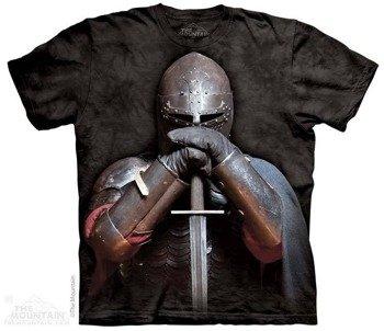koszulka THE MOUNTAIN - KNIGHT, barwiona
