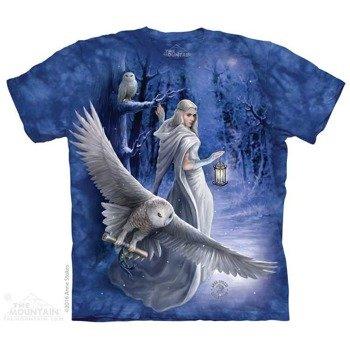 koszulka THE MOUNTAIN - MIDNIGHT MESS, barwiona