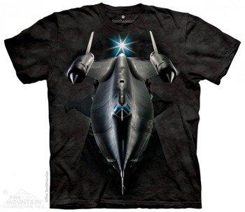 koszulka THE MOUNTAIN - SR71 BLACKBIRD, barwiona