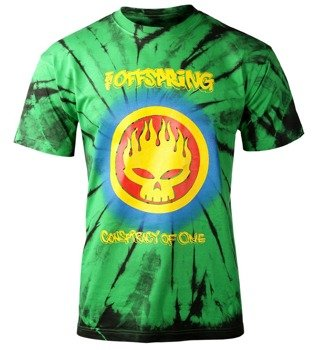koszulka THE OFFSPRING - CONSPIRACY OF ONE barwiona