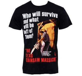 koszulka THE TEXAS CHAINSAW MASSACRE  - POSTER
