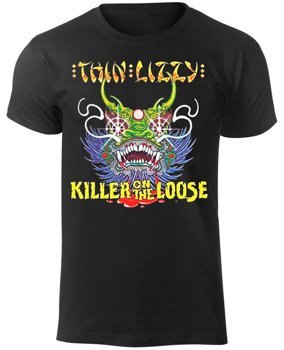 koszulka THIN LIZZY - KILLER ON THE LOOSE