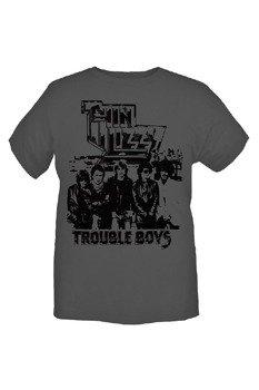 koszulka THIN LIZZY - TROUBLE BOYS