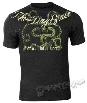 koszulka THREE DAYS GRACE - ANIMAL SNAKES