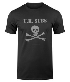 koszulka U.K.SUBS - PUNK AS FUCK