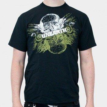 koszulka UNEARTH - TILTED SKULL (BLACK)