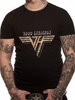 koszulka VAN HALEN - INVASION