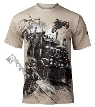 koszulka WASTELAND - TRUCK, khaki
