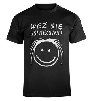 koszulka WEŹ SIĘ UŚMIECHNIJ