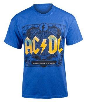 koszulka dziecięca AC/DC - BLACK ICE