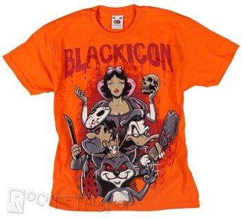 koszulka dziecięca BLACK ICON - NIGHTMARE