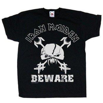 koszulka dziecięca IRON MAIDEN - BEWARE