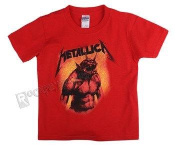 koszulka dziecięca METALLICA - JUMP IN THE FIRE
