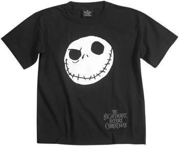 koszulka dziecięca  THE NIGHTMARE BEFORE CHRISTMAS - JACK