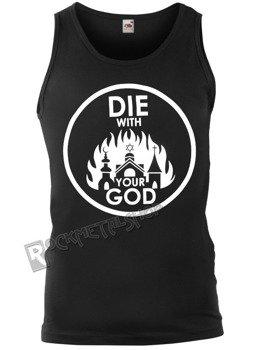 koszulka na ramiączkach AMENOMEN - DIE WITH YOUR GOD (OMEN071KR)