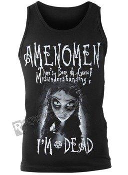 koszulka na ramiączkach AMENOMEN - NIGHTMARE (OMEN076KR)