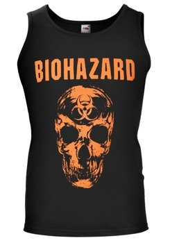 koszulka na ramiączkach BIOHAZARD