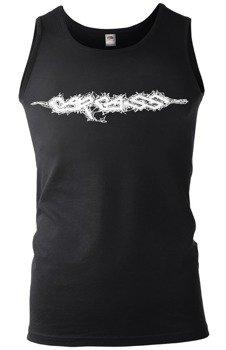 koszulka na ramiączkach CARCASS - LOGO