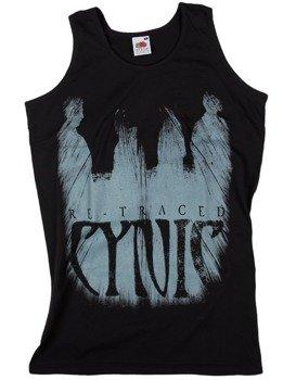 koszulka na ramiączkach CYNIC - RE-TRACED