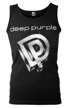 koszulka na ramiączkach DEEP PURPLE - LOGO