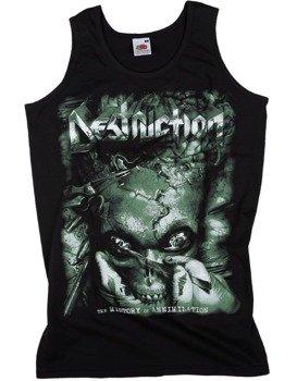 koszulka na ramiączkach DESTRUCTION - THE HISTORY OF ANNIHILATION