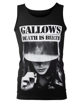 koszulka na ramiączkach GALLOWS - DEATH IS BIRTH