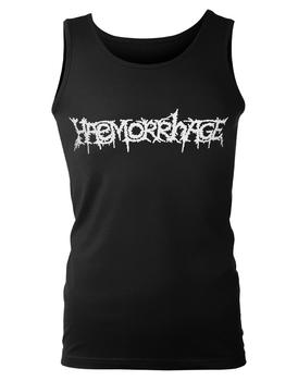 koszulka na ramiączkach HAEMORRHAGE - LOGO