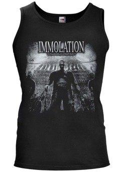 koszulka na ramiączkach IMMOLATION - KINGDOM OF CONSPIRACY